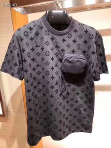 Louis Vuitton T-shirt 2020 Paris itlay victoire Vestes T-shirt Casual Street Fashion Poches chaud Hommes Femmes Couple Outwear bateau libre xshfbcl 0389