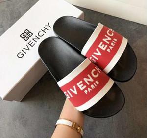 2020 최고의 품질 망 여자 DesignerLuxury 샌들 도매 여름 비치 슬리퍼 여러 가지 빛깔의 Luxuryslippers 20021708T