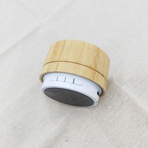 공장 직접 판매 대나무 단단한 나무 블루투스 스피커 낮은 톤 총 컴퓨터 스피커 USB 스피커