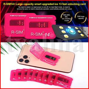 R-SIM 14+ RSIM14 + RSIM14 + r SIM-Karte 14+ Entriegeln IOS 13 aktualisiert Auto Aufschließen für iphone XS X 7 8 11 Universelles Aufschließen