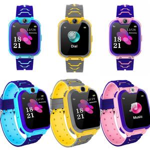 Naranja Niños Comprar reloj de cuarzo en línea para niños niñas lindo reloj # 654