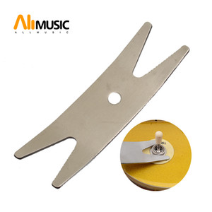 Stainless Steel Multi Spanner Wrench Tightening Knob Jack Tuner Bushing for Guitar Bass