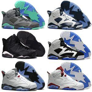 Cheap Jumpman 6 Kids Basketball Shoes Mens Women Black 6s VI UNC NRG Black Cat Mike Suede Pack Sport Athletic Shoe Sneakers