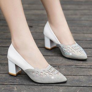 Scarpe a punta Fetish donna estremo Mules Super Tacchi alti delle donne sexy le scarpe delle signore Pompe di volo di tessitura