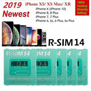 Neueste R-SIM 14 V18 R sim14 V18 RSIM14 V18 RSIM 14 Entsperren Iphone XS Max IOS12.X ICCID Entsperren SIM Entsperren Karte R-SIM14