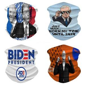2020 Klassische Brand Design Pure Color Brief Biden Male Wool Maske Biden Maske Winter-Schal Double Face Mask Biden warm. # 408