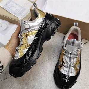 2020 neuester Art und Weise Frauen-Plattform-Turnschuh Designe Vintage-Arthur Sneakers TB Printed Luxuxmann Triple-Schuhe in über Runway Trainer