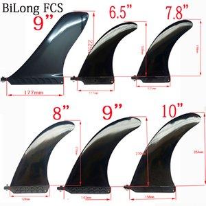 Acqua sport Surf SUP Surfboard caudale nylon paddle board più fibra da 6 a 10 pollici lamelle coda gonfiabile timone surf aletta