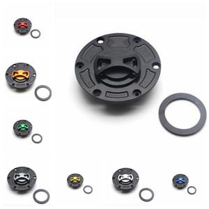 Per Aprilia RS125 / RS250 Aprilia RSV1000 Mille 1998 - 2000CNC Moto Tapo serbatoio di gas copertura della protezione senza chiave