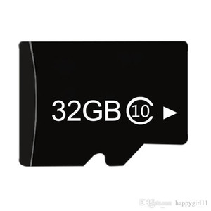 Real Capacity 32GB Micro SD Card Class 10 Memory SDHC TF Card With Adapter for Mobile Phones MP3 4 Player Tablet PC u330