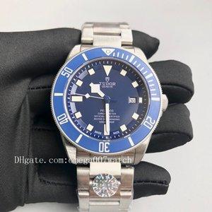 2020 hombres de la marca de lujo de diseño tudorrr mira el reloj bahía negro reloj PelagosTudor00 reloj para hombre [no fuera lana cobertizo] D2100