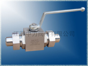 Imported stainless steel ball valve