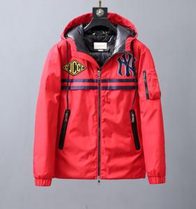 2020 новый дизайн с капюшоном утепленных зимних пальто вниз пальто толстого слой роскошного пиджак азиатского размером мужской hococal бесплатной доставка