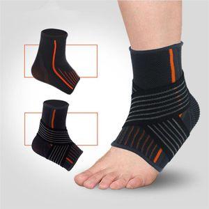 S / L Ajustável Elastic Ankle Movement Proteção Ankle Support Brace Strap Mulheres Homens Anckle Protect Straps