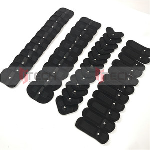x body training suit electrode pad electrode pad tens electrode gel pad for ems xbody training vest of muscle stimulator body building
