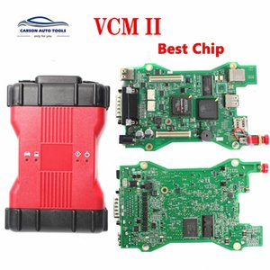 Free shipping VCM 2 Dianostic Scanner Multi language VCM2 IDS Best Chip Diagnostic Tool VCM II VCMII OBD2 Scanner For Frd M azda