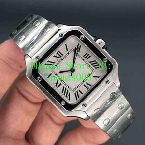 Lady Edelstahl-Uhr-2813 Automatik-Uhrwerk mechanischen Silber Fall Nieten Armband Sport Original-Haken-Frauen-Uhren