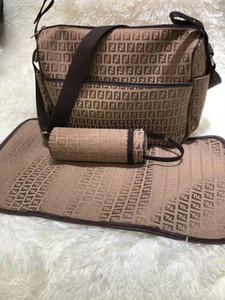 Большая емкость Мумия мешок материнства подгузник путешествия рюкзак кормящих сумка для ухода за ребенком женская модная сумка
