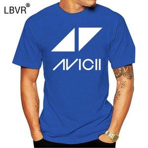 Yeni Avicii Müzik DJ EDM Legend Dans Festivali Erkek Tişörtü boyut S-2XL