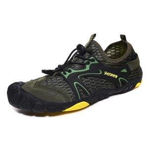 Zapatos de agua en Zapatos tenis de las mujeres calzado antideslizante