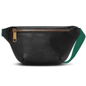 Nuevo diseñador PU bolsos de cintura de cuero mujeres hombres bolsos de hombro cinturón bolso de hombro mujeres bolsos de bolsillo bolsos