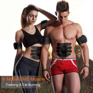 SME stimolatore muscolare Trainer smart fitness addestramento addominale Body Electric dimagrante dispositivo Fitness Massager del corpo