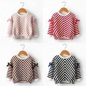 la primavera de la blusa de la muchacha del otoño Ropa para niños Los niños más Base terciopelo Camisa de los bebés del estilo occidental ropa de otoño # q5cf