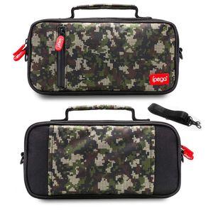 Aufbewahrungstasche Schultertragetasche Outdoor-Sport tragbare Tasche für Nintendo-Switch Lite Rucksack
