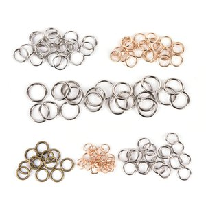 2019 DIY Rings Hook Chain for Bag Quickdraw Key Metal Bag Accessories Wholesale 20Pcs lot