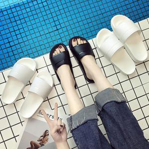 Big Size 45 uomini pantofole sandali di estate Home pattini bagno coperta Scivoli Comfort piatto scarpe da uomo infradito Beach pattini all'ingrosso