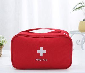 Vider le sac First Aid Kit Pouch Home Office de secours médical d'urgence Voyage Sac cas médical Paquet