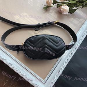 Bolsas de hombro zurriago del cuero genuino de moda de lujo 2020 del monedero del embrague de la serie Caviar superior de piel de oveja bolsos de diseño mujer del bolso Crossbody