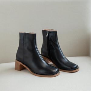 Sıcak Satış-SICAK Topuklar Kadınlar Bilek Boots Ayakkabı Pist Combat Desert Patik Kadın Ayakkabı Sonbahar Bayanlar Açık Yürüyüşü Martin Boots
