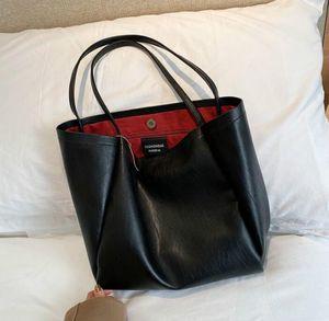 Bolso de mano de gran tamaño de lujo para mujer, bolso de hombro de gran capacidad, bolso grande clásico, bolso de mano de alta calidad /55