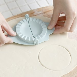 Plastic Dumpling Maker Wrapper Dough Cutter Pastry Ravioli Mould Pie Crimper Kitchen Gadgets