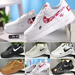 2018 Special Field SF Off For 1 One Men Women High Boots Running Shoes Sneakers Unveils Utility Boots Armed Classic Shoes 36-45 F-5CQ