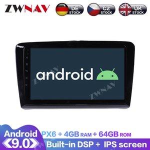 Android 9.0 With DSP Carplay IPS Screen For VW Santana 2012 2013 2014 - 2020 RDS Car GPS Navigation Radio DVD Player Multimedia car dvd