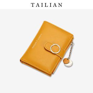 Women Wallets Stylish Buckle Slim Wallet Jamarna 2020 New Design Classic