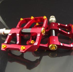 Pedales de bicicleta CK Pedales de rodamiento de aleación de aluminio CK Pedales de rodamiento de aleación de aluminio ck-k11