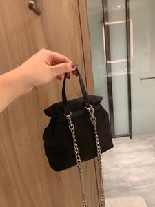 Designer-Rucksäcke Designer ms 2019 Mode Frauen Handtasche Nylon Rucksack Schulranzen Taschenanhänger freies Verschiffen Schulterbeutel Handtaschen