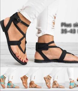 Lucky2019 Düz Tutam Chalaza Alt Sandalet Ayak Halka Bandaj Kod bayan Ayakkabıları Olacak