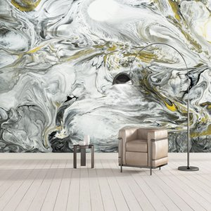 Custom Mural Wallpaper 3D Abstract Ink Landscape Fresco Living Room TV Bedroom Study Home Decor Art Wall Painting 3D Papel Mural