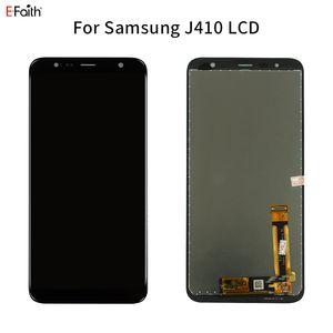 Samsung Galaxy J6 Artı J4 Artı J6 + SM-J610F J410 Yeni Ekran Dokunmatik Ekran Sayısallaştırıcı Meclisi için EFAITH OEM Kalite LCD