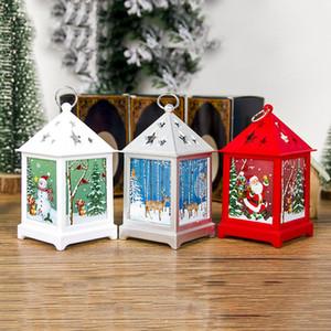Pendant Ev Partisi Süsleme Aksesuarları Yeni Stil # R15 Asma Noel Süsleri Işık Süsler Craft Ev Dekorasyonu