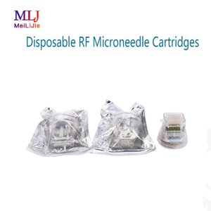 Micro Needle Gold Cartridge 10 25 64 Pins for Micro-Needle Fractional RF Machine with CE certification