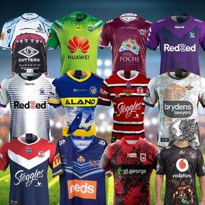 2020 NRL Rugby League del pullover di tigre di rugby SYDNEY GALLI ANZAC JERSEY PREMIERS indigena Melbourne St George Squali GUERRIERO anguilla