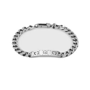новый 925 серебро Серебро черепа браслет моды Punk Handmade оригинальные украшения Свободный РМ2,5 тип фильтра можно стирать многоразовые маски
