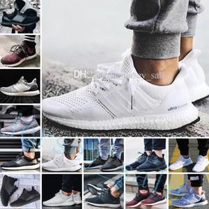 Yeni Ultra Boost 2.0 3.0 4.0 UltraBoost erkek ayakkabıların spor ayakkabısı kadın tasarımcı Spor UB CNY Köpek kar tanesi Çekirdek Üçlü Siyah Tüm Beyaz Gri çalışan