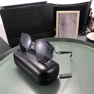 Mens Woman Designer Sunglasses Summer Goggle Sunglasses UV400 PJ1246 Five Colors Optional Highly Quality with Box