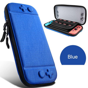 For Nintendo Switch NS Console Controller Case Durable Game Card Storage Bag Carrying Case Hard EVA Portable Carrying Bag Protective Pouch